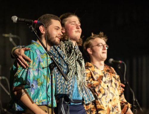 Das Klaus Egger Trio